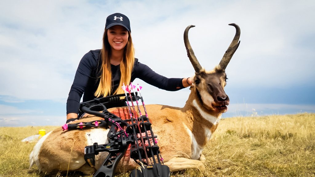 Guided Archery Antelope