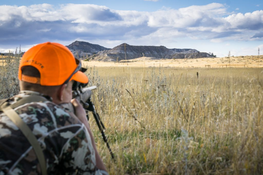 Guided Wyoming Hunt